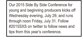 2015 Side By Side Conference