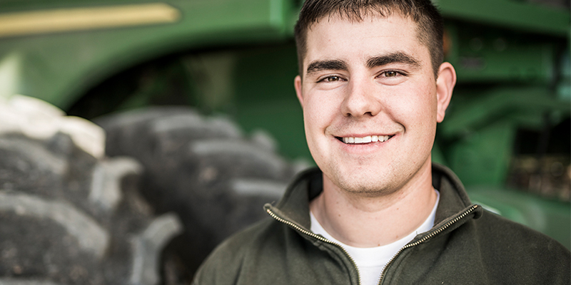 Iowa Corn Producer - Young and Beginning