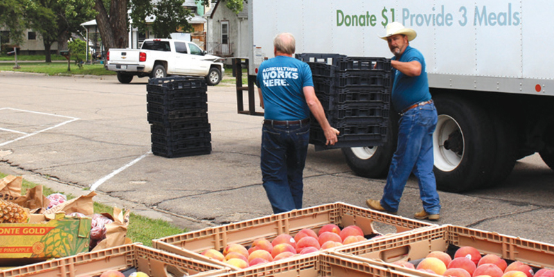 Mobile Pantry in Ainsworth