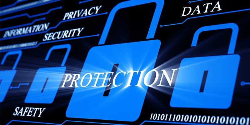 security lock protection privacy data safety image
