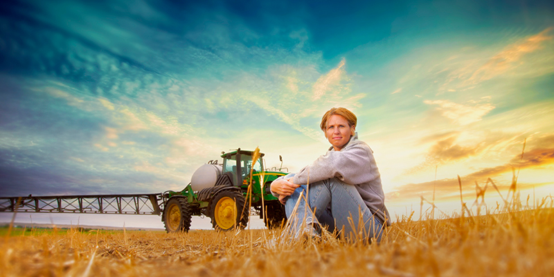 women in ag feature image
