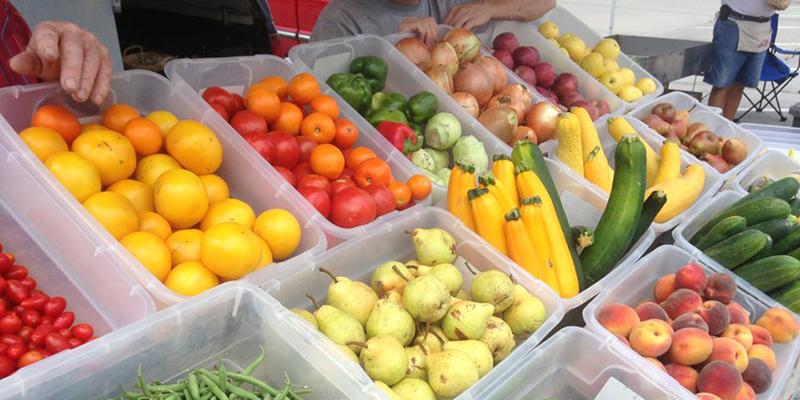Fallbrook farmers market lincoln social