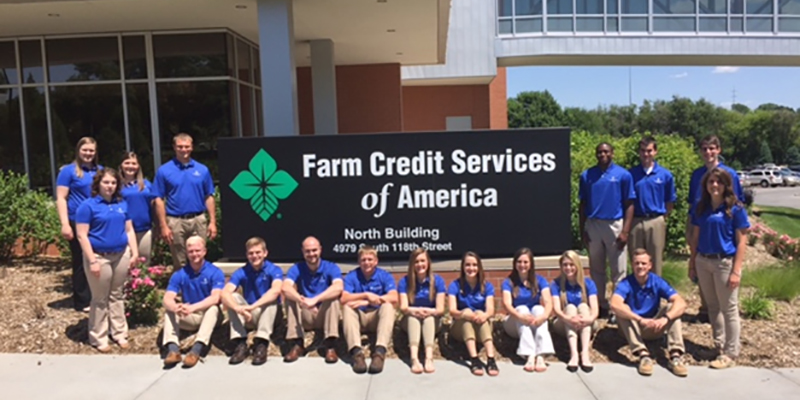 FCSAmerica interns 2016