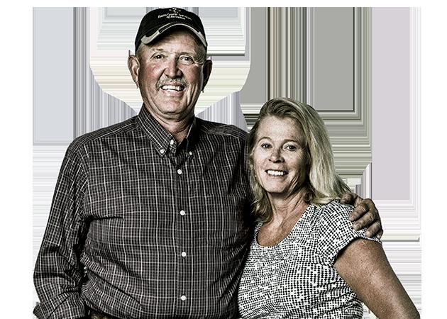 Brad & Kay