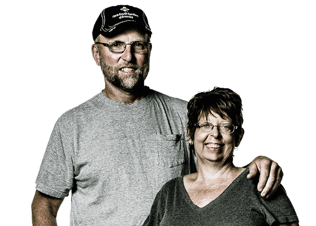 Randy & Judy
