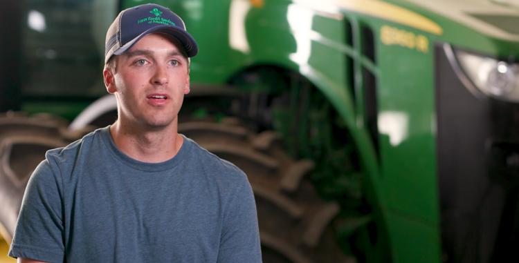 justin kendra farm credit